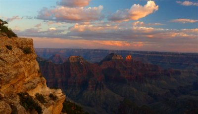 586 Grand Canyon Bright Angel Point Sunset 11.jpg