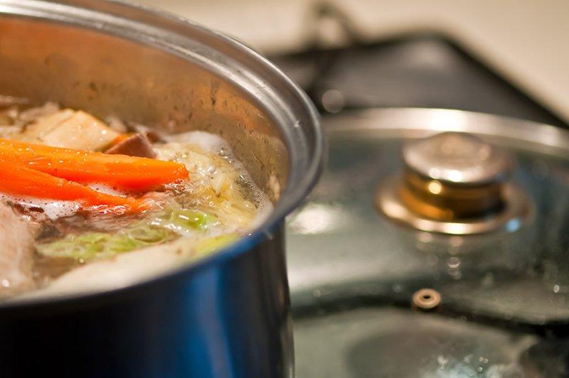 Cooking Rosol