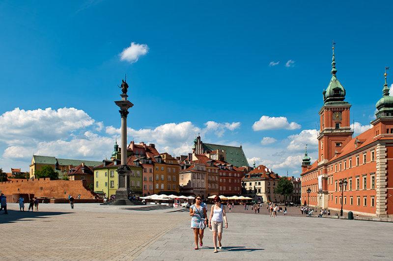 The Castle Square