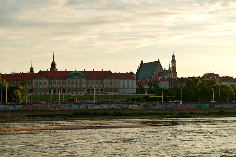 Royal Castle And Old Town