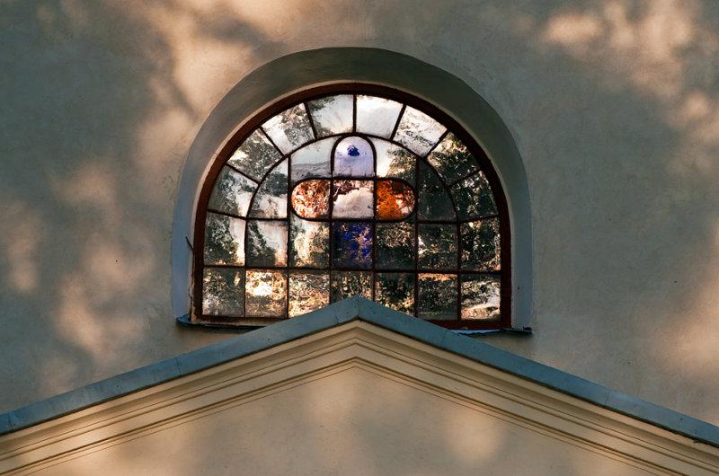 Light Dancing In The Window