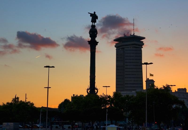 Columbus In The Sky