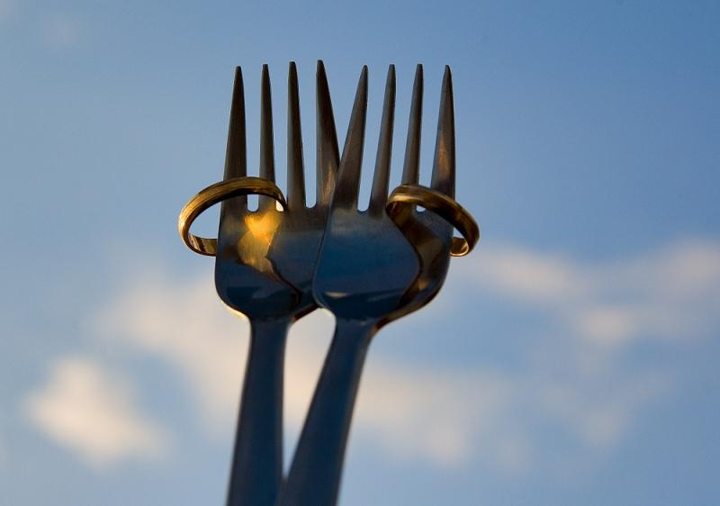 Heavenly Happy Forks