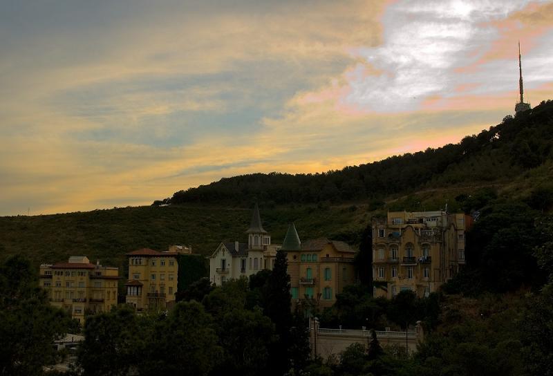 Mt Tibidabo Houses