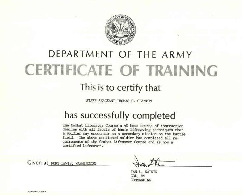 beautiful army promotion certificate template vignette