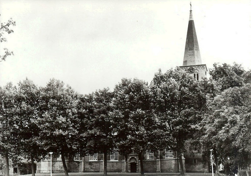 Zwaag, NH kerk