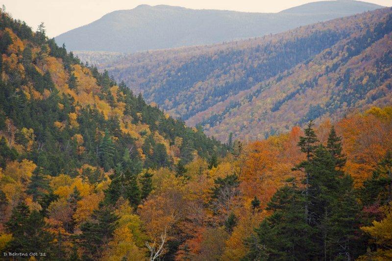 Crawford Notch, White Mountains, NH