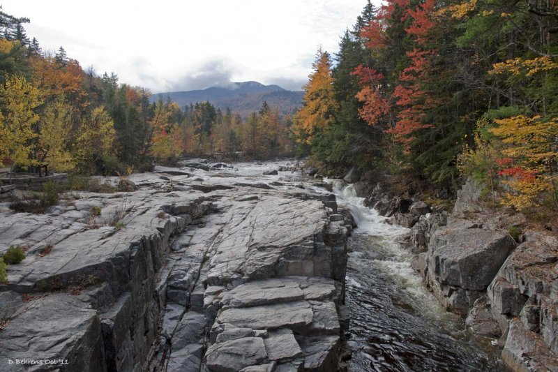 Rocky Gorge, Kancamagus Highway, NH
