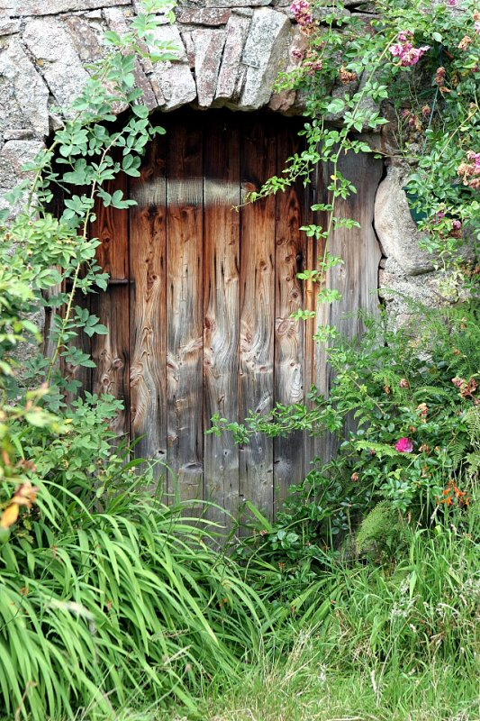 Doorway to the Mill