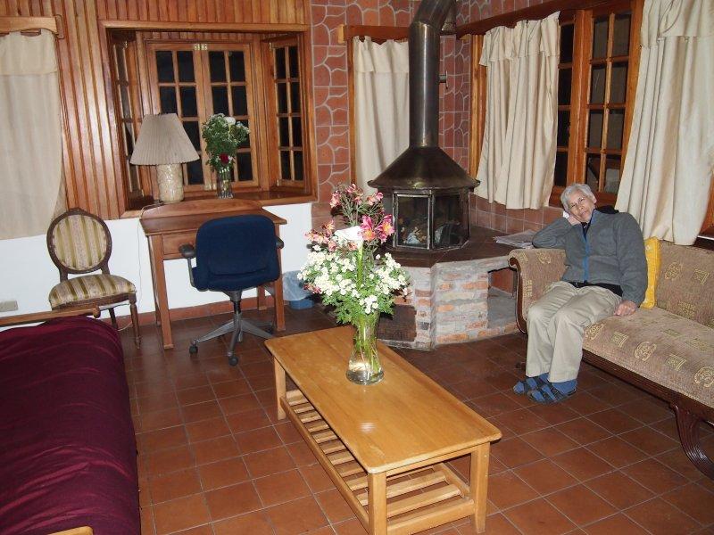 Our suite at Los Quetzales