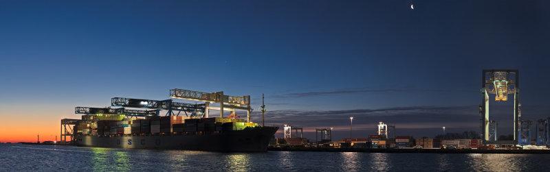 Fedbruary II : Boston Docks