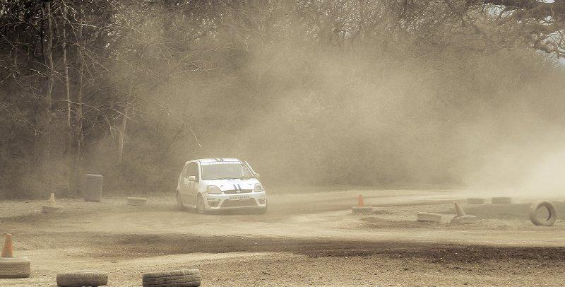 A bit dusty!!