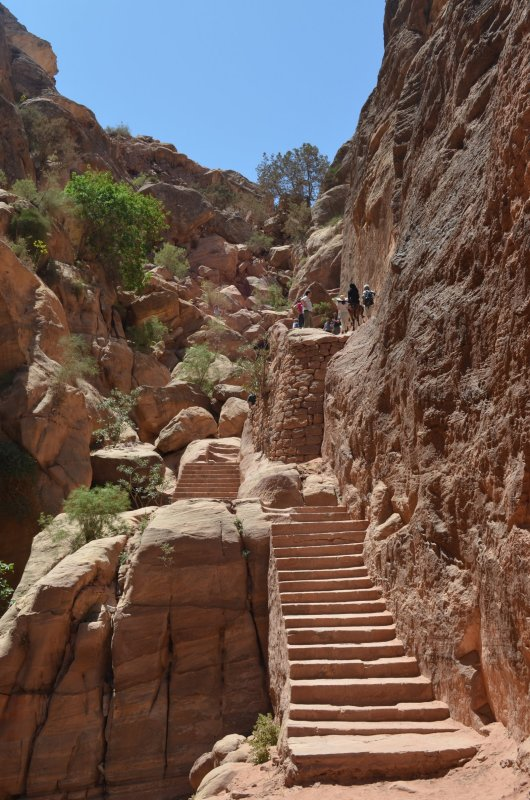 Petra Stairs III
