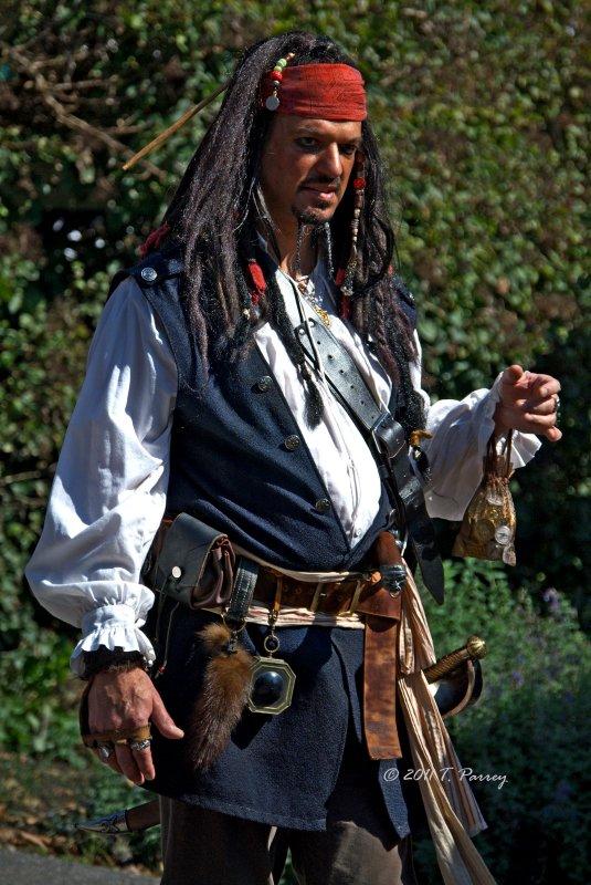 Capt. Jack Sparrow??