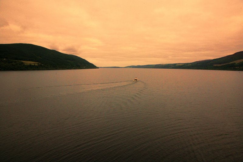 Loch Ness voyage Scotland