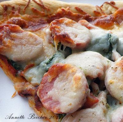 Day Seven - Pizza