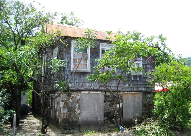 Old House, Admiralty Bay, Bequia