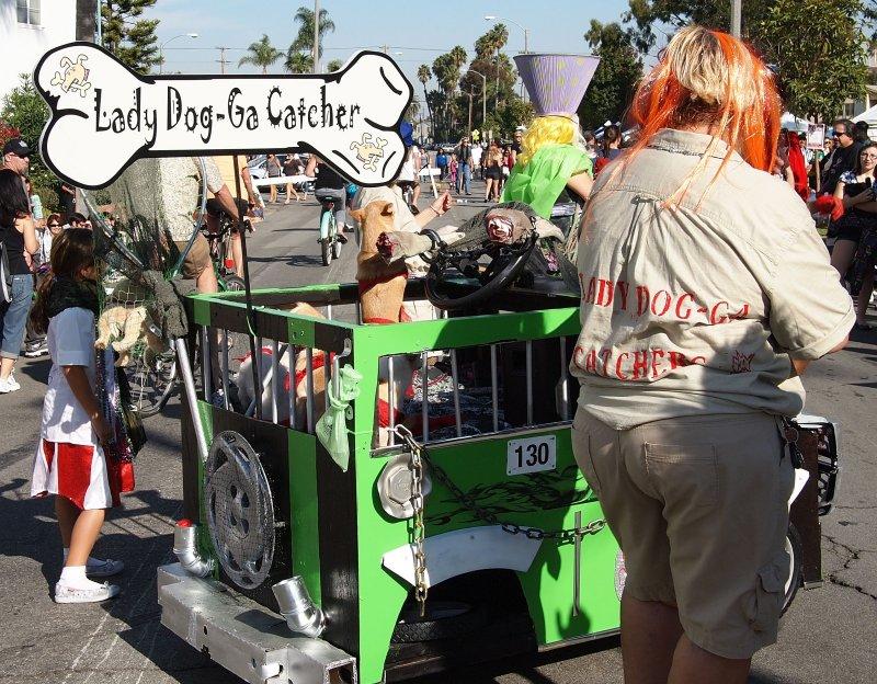 Lady Dog-Ga Catchers