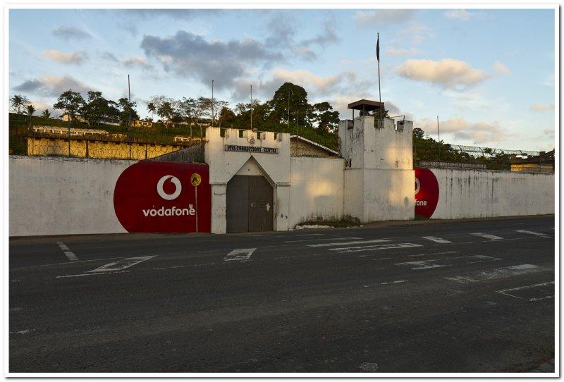 Vodafone Jail ?