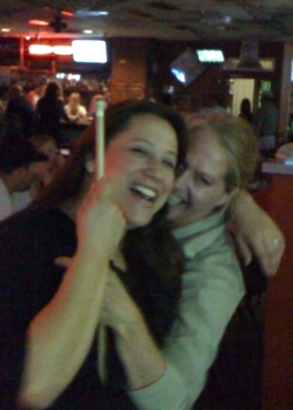 Lisa and Lindsey I