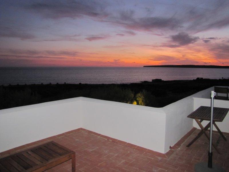 Evening View From Voga Mari - September 2011