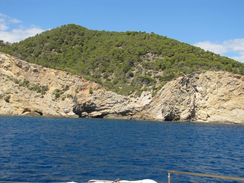 Ibiza Boat Trip 2011