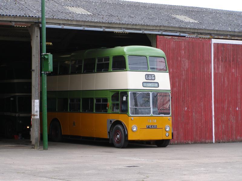 1958 Glasgow TB78