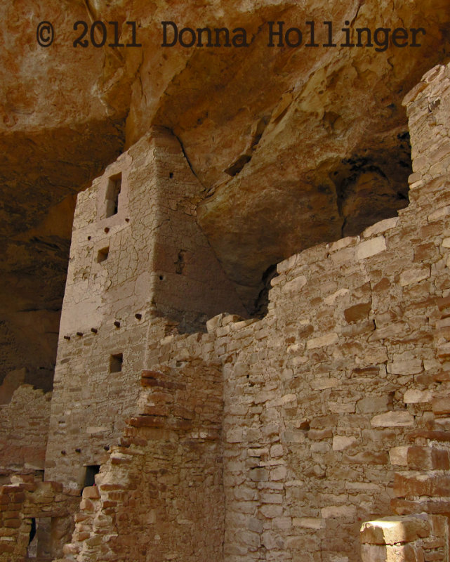 Cliff Palace Granary