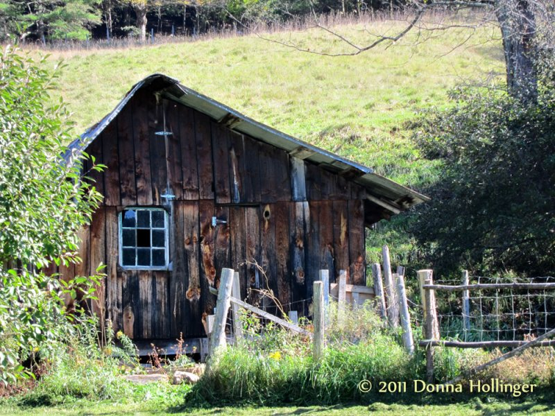 Vermont Shed