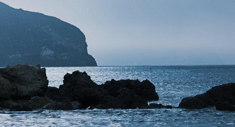 Leaving Santa Cruz Islands