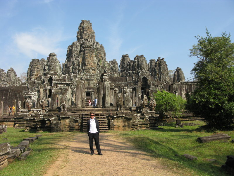 Sethi and the Bayon Temple