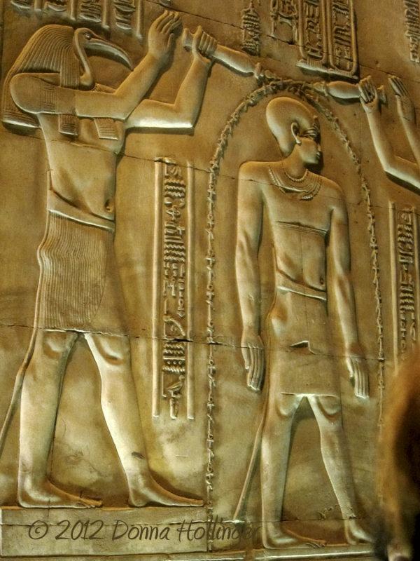 Sethys and Osiris