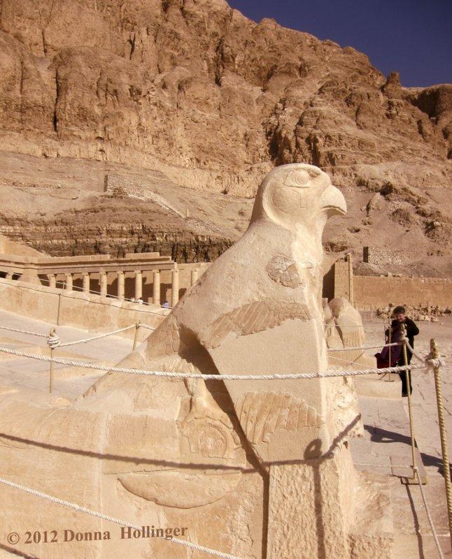 Horuss Statue