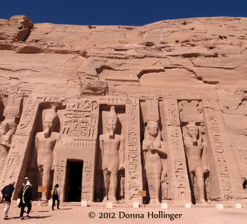 Nefertaris Temple