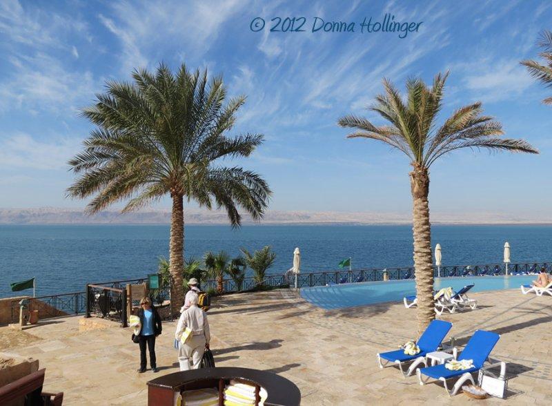 Dead Sea Spa, Jordan Side
