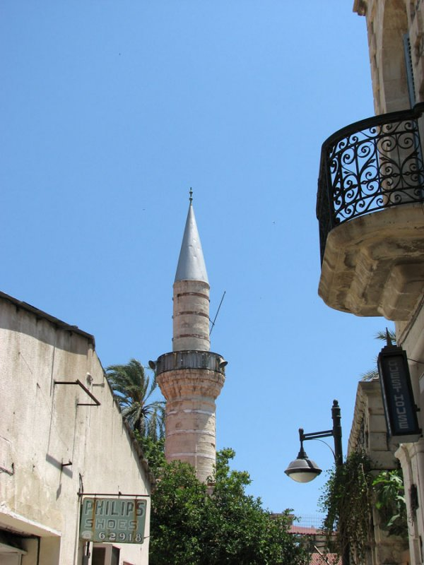 Old Town Minaret