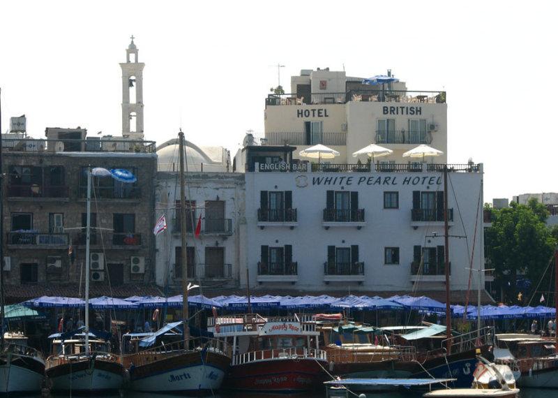 Kyrenia skyline