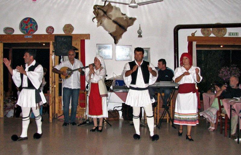 Greek Dancers  Pompoms