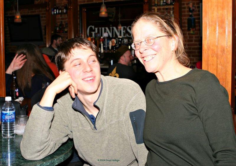 Ezra and Melanie