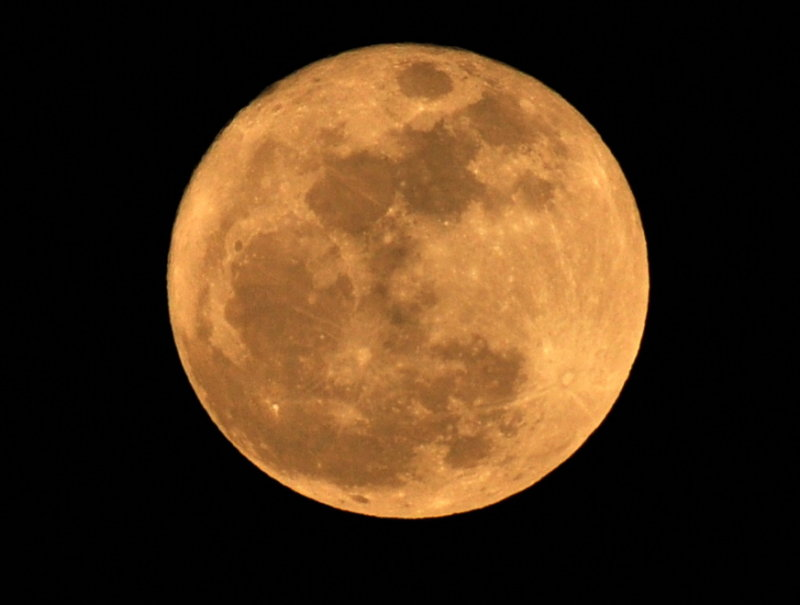 Perigee Moon - March 19-2011
