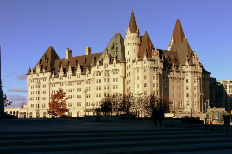 Chateau Laurier, Ottawa Ontario..... A very special place....