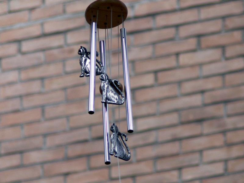 Wind Chimes..