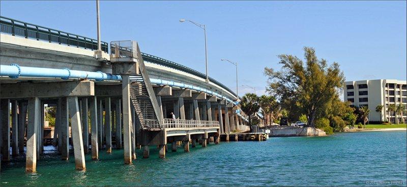 Pete Damon Memorial Bridge