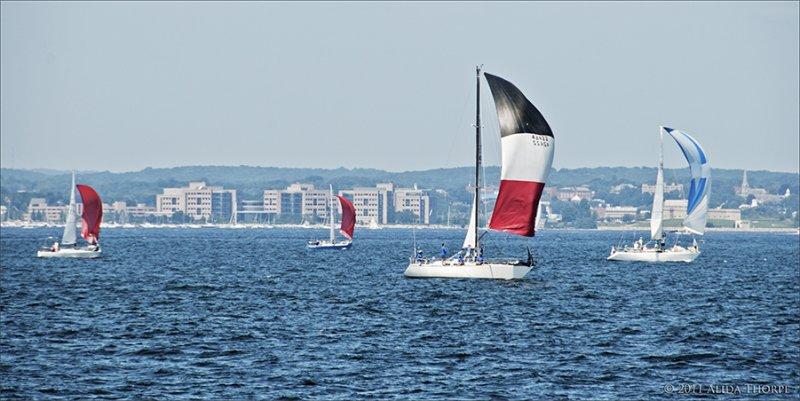 sailing connecticut