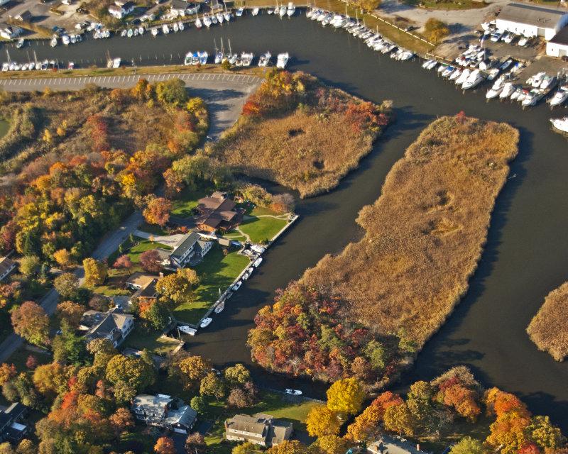 Long Island marsh