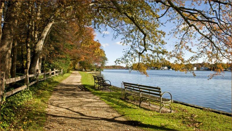 Autumn Connetquot River