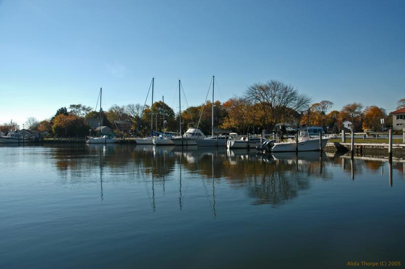 Browns River, Sayville