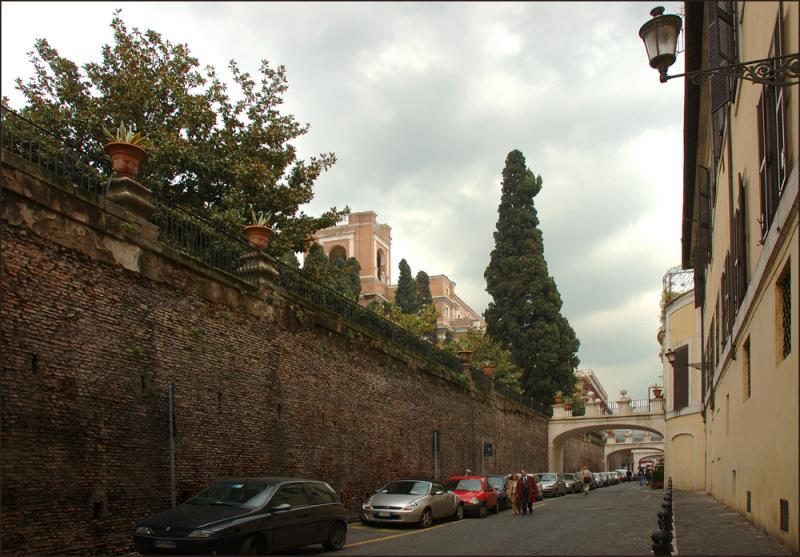 Ancient Roman Wall, Ancient City