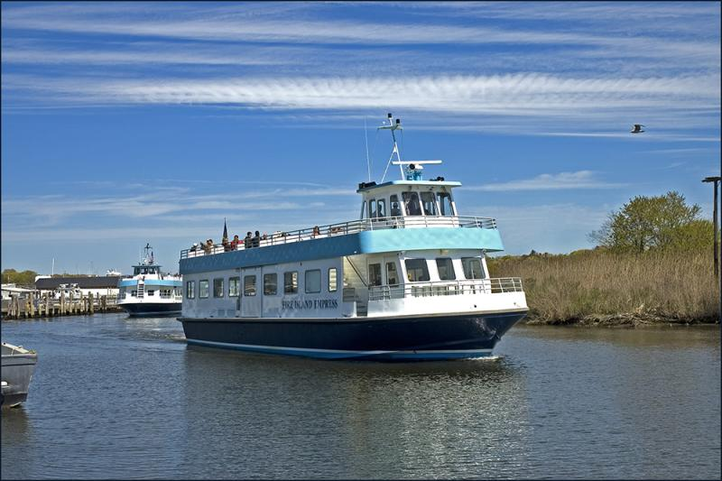 Browns River Ferries