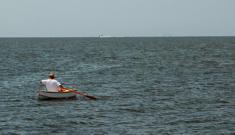 Row, Row, Row, Your Boat.....